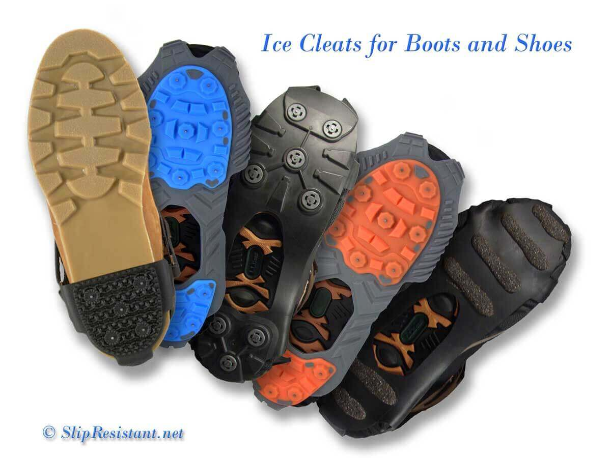 Removable Ice Cleats