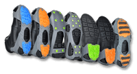 Ice Cleats and Shoe Traction Devices