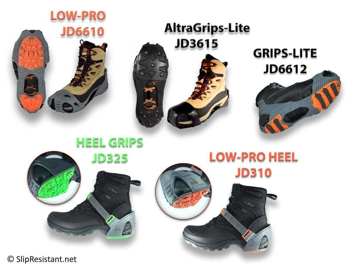 Ice Cleats You Can Safely Wear While Driving