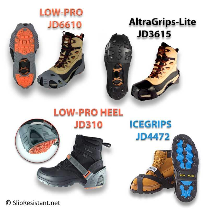 Ice Cleats You Can Wear Indoors and Outdoors