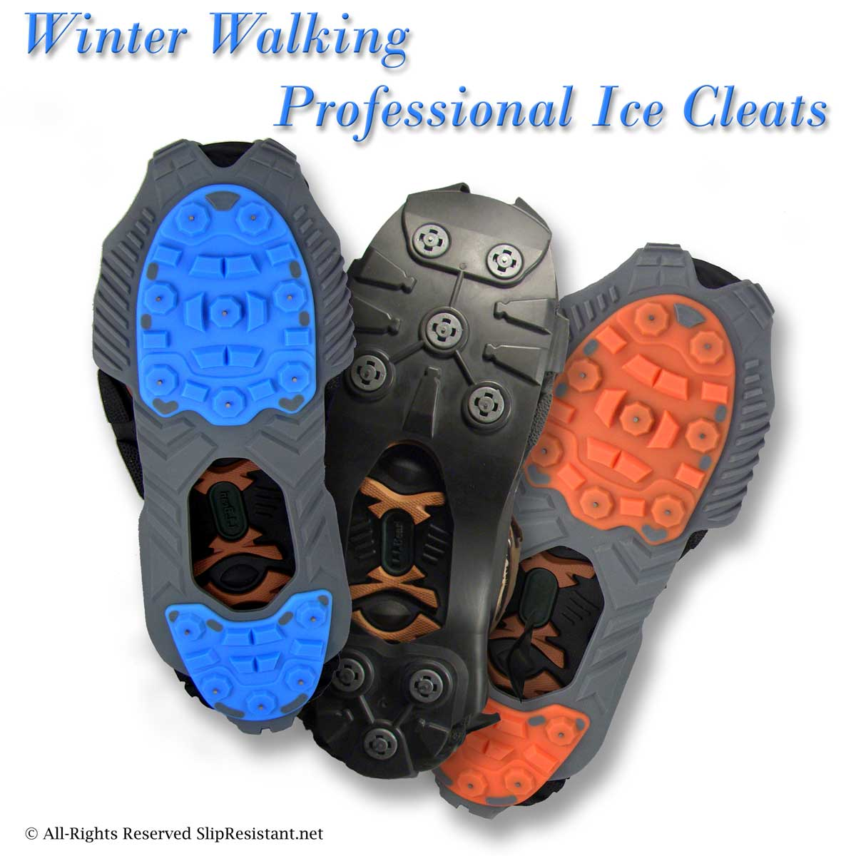 Winter Walking Professional Ice Cleats