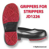 Grippers for Strippers
